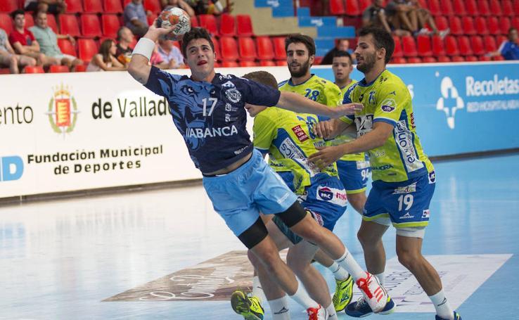 El Ademar, primer finalista de la Copa Castilla y León de Balonmano