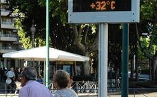 Valladolid vivirá este domingo la jornada más calurosa de las ferias, con 35 grados
