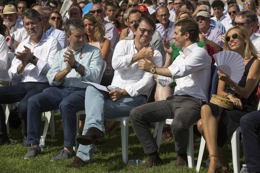Pablo Casado abre el curso político en Ávila