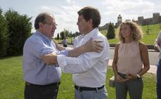 Mañueco muestra su apoyo a VESTAS y a las empresas térmicas de Castilla y León