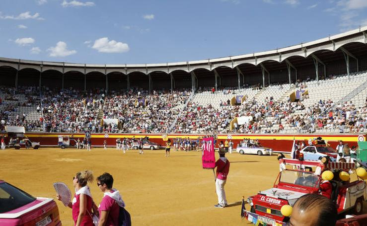 Corrida de Rejones en Palencia
