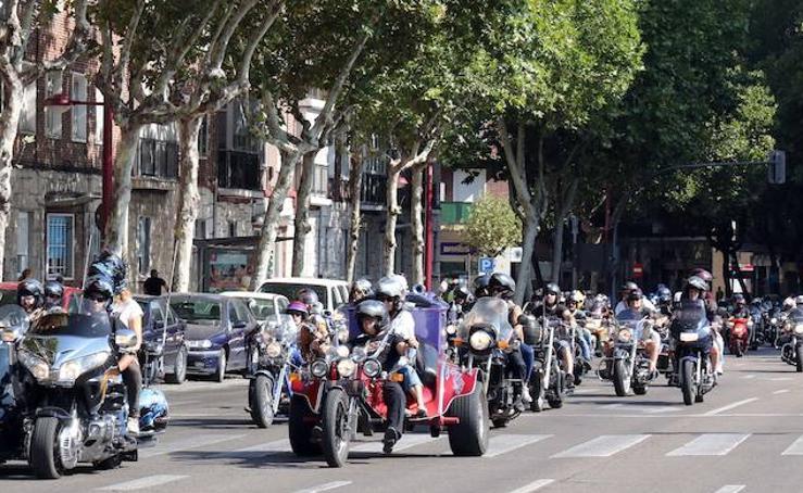 XVI Reunión Harley Davidson and Custom en Valladolid