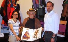 Un riazano con dos premios Goya