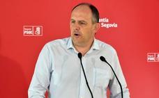Aceves pide un pacto social para industrializar la provincia de Segovia