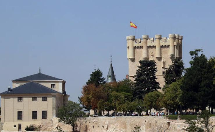 El Alcázar de Segovia consigue el mejor agosto de su historia