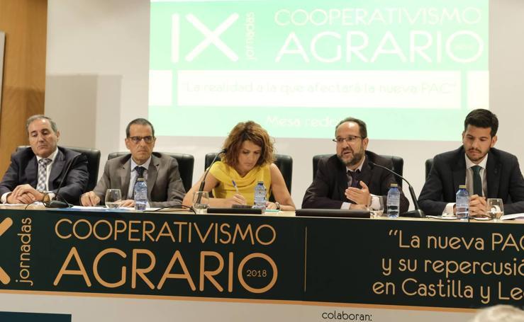 IX Jornadas de Cooperativismo Agrario 'La nueva PAC y su repercusión en Castilla y León'