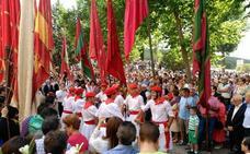 Las fiestas de ocho pueblos de la provincia protagonizan la agenda de Palencia