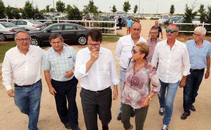El PP de Segovia inaugura el curso político en Codorniz