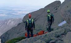 Tres rescates de montaña en los últimos quince días en la provincia abulense