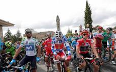 Zamora bendice a La Vuelta... y a Valverde