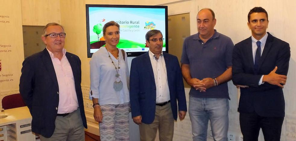 Territorio Rural Inteligente llega a ocho pueblos de Segovia