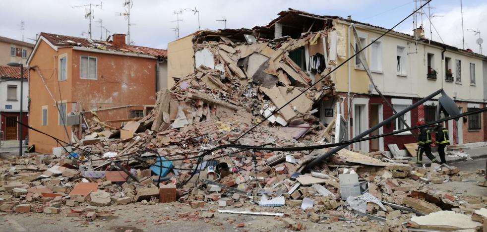 Una tremenda explosión deja varios heridos en la Barriada Inmaculada