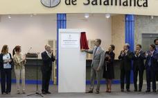 Los reyes de España inauguran una «histórica» edición de Salamaq 2018