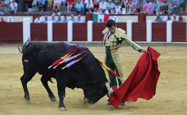 Segunda jornada de la Feria Taurina de las fiestas de Valladolid