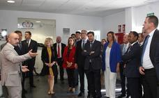 Aguilar se sube a la ola de la automoción con la promesa de 300 nuevos empleos