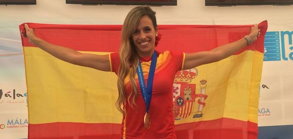 Otro título mundial para Carolina García