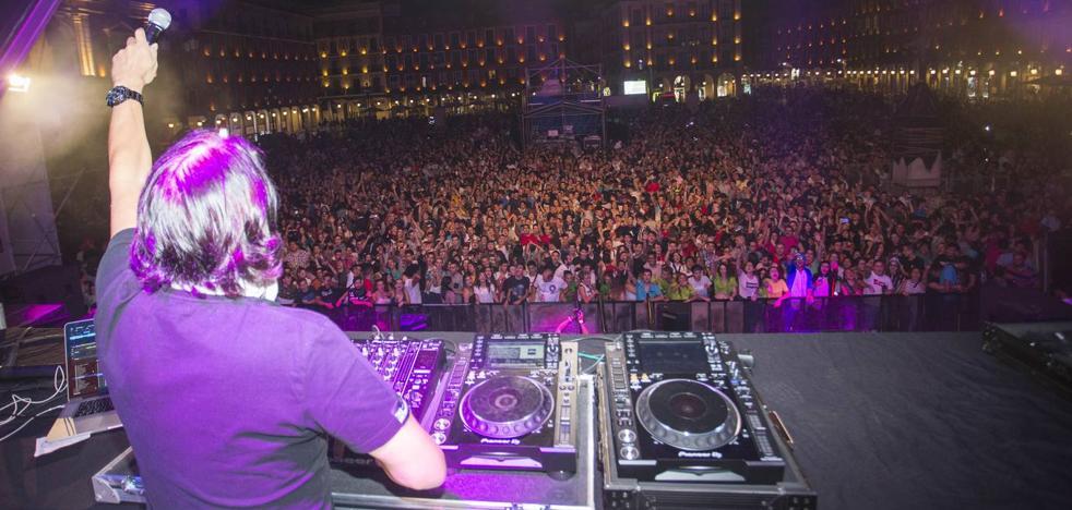 Festival dj en Valladolid: Y el estribillo pa' cuándo