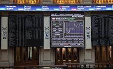 El Ibex-35 cae un 2,42% en su peor semana desde mayo y cede los 9.200 puntos