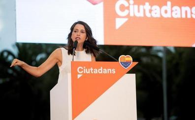 Cs prepara un acto en Barcelona coincidiendo con la Diada