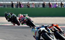 La exigencia de correr en MotoGP
