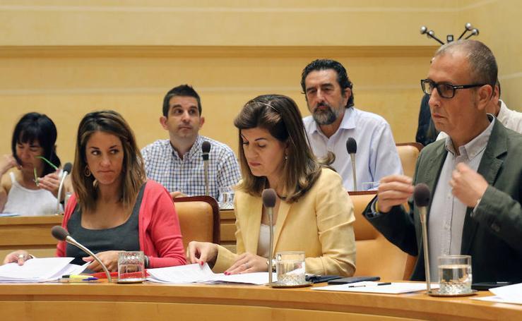 Pleno del Ayuntamiento de Segovia