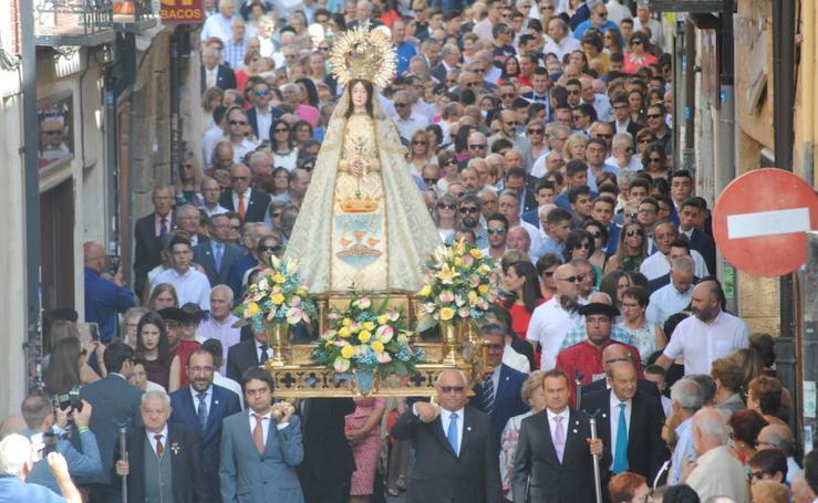 Pregón de las fiestas patronales de Tordesillas
