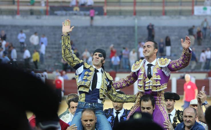 Quinta corrida de abono de la Feria y Fiestas de la Virgen de San Lorenzo 2018