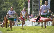 Eva Barrios obtiene el bronce en el Mundial de maratón