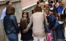 Segovia abre el curso escolar con 24.124 alumnos y un nuevo colegio en Valverde del Majano