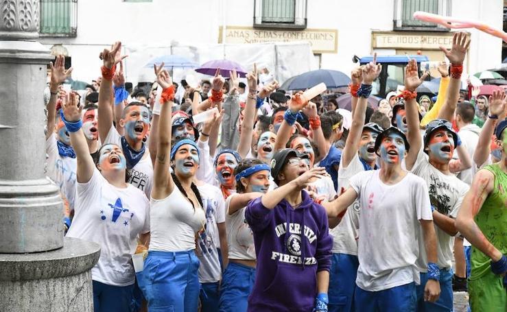 Pregón de las fiestas de El Caloco en El Espinar