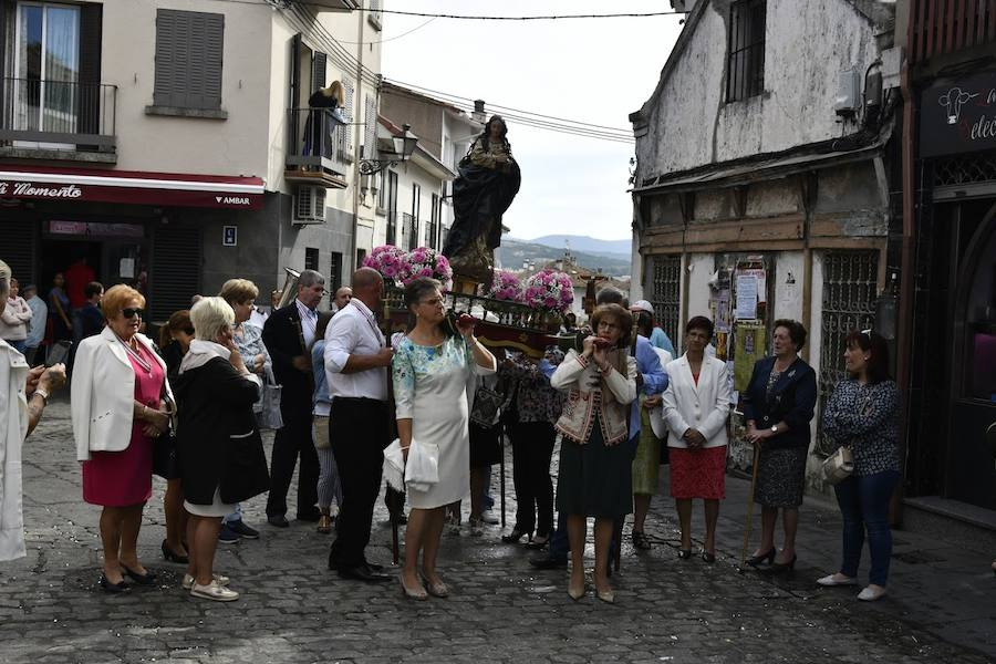 Procesión del Santo Cristo del Caloco en El Espinar