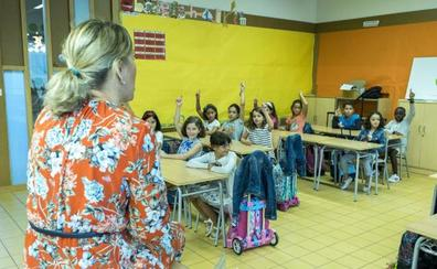 44.000 escolares vallisoletanos inician las clases sin incidencias