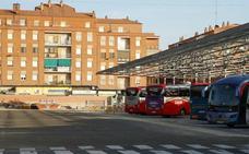 La Junta no detecta ningún riesgo por las obras en la estación de autobuses
