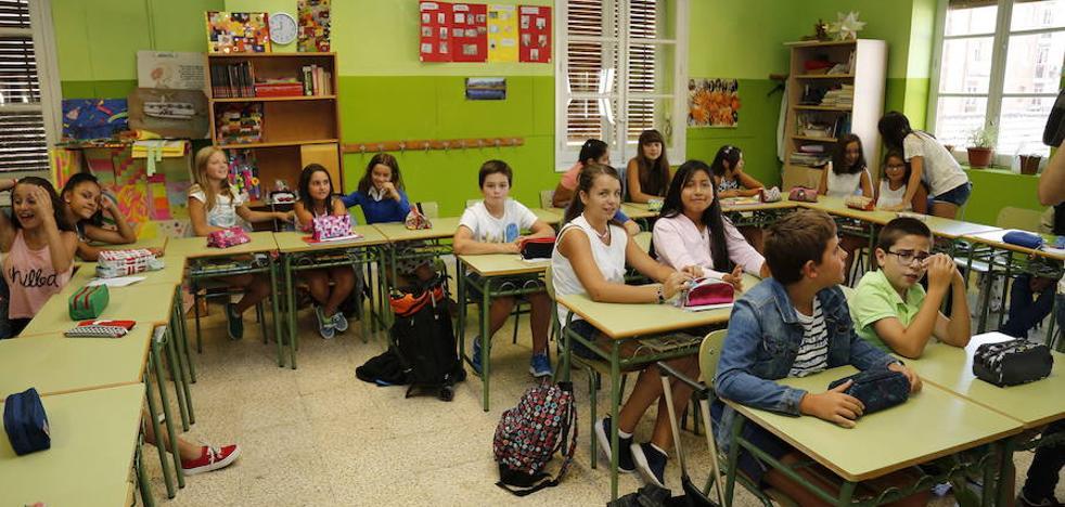 Una vuelta al cole de 12.000 niños en Palencia