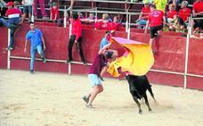 Los festejos taurinos protagonizan las fiestas de Baltanás