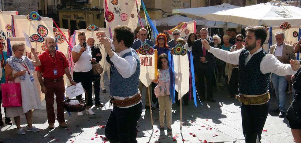 El Hay Festival de Segovia vuelve a ser referencia cultural en la comunidad