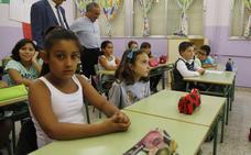 Regreso a las aulas sin ningún cierre de colegio en Palencia