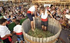 Serrada se vuelva con su Fiesta de la Vendimia
