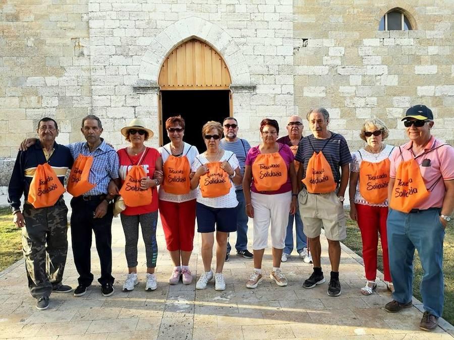 Marcha Solidaria en Torquemada