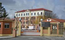Un interno agrede a un funcionario con una barra de hierro en la cárcel de Burgos