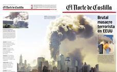 Aniversario del 11-S: Así reflejó El Norte el día que cambió la historia del siglo XXI