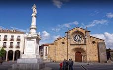 Ciudadanos exige la «limpieza inmediata» de la plaza de Santa Teresa de Ávila