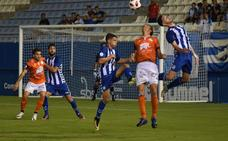 Unionistas se va de la Copa en Lorca
