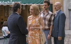 Arturo se enfada con su padre y Charo trata de mediar entre ambos