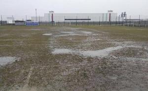 El PP de Villamuriel pide la renovación del campo de fútbol de Calabazanos