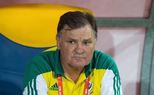 José Antonio Camacho, destituido como seleccionador de Gabón