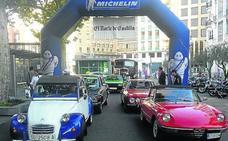 Último día para inscribirse en el Valladolid Motor Vintage del domingo