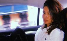Lucía Rivera se instala en París