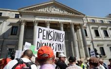 El Pacto de Toledo no logra consensuar el nuevo índice de revalorización de las pensiones