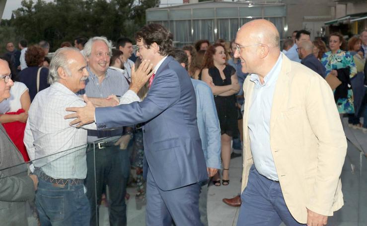 Inicio del curso político del PP en Valladolid